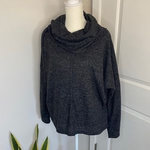 NWT Status Cowl Neck Long Sleeve Sweater